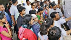 Pune: Expect higher cut-off list for science undergraduate courses admission this year