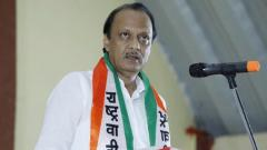 Ajit Pawar at 5.30 am: Not for oath but for meetings