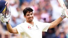 Alastair Cook names one Indian batsman in his all-time list