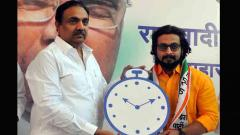 Dr Amol Kolhe calls it a day with Shiv Sena; joins NCP