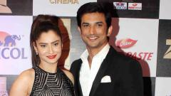 Ankita Lokhande remembers Sushant Singh Rajput: 'You will always remain in our thoughts'