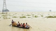 Assam floods: Situation improves, affected total dips; death toll stands at 109