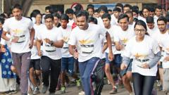 Run For A Cause on January 19