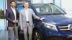 Mercedes-Benz India launches V-Class Elite MPV, priced at Rs 1.1 crore