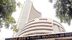 Sensex rebounds 180 pts, Nifty reclaims 10,700 mark