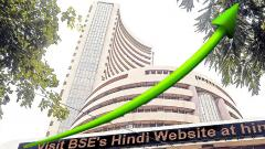 Sensex surges 378 pts tracking positive domestic cues