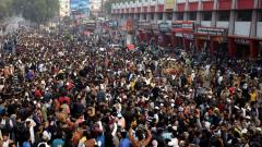 Violence rock multiple UP cities; thousands rally in Delhi