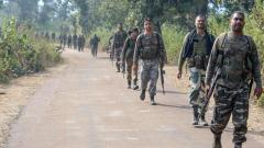 Two CRPF commandos, one Naxal killed in encounter