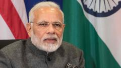 India-US relationship goes beyond mutual interest: Modi