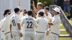 2nd Test: Jamieson fifer helps Kiwis take Day 1 honours in Christchurch