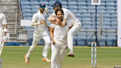 Maharashtra in a strong position against Vidarbha