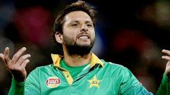 First 2-3 days were tough but my health is gradually improving: Afridi