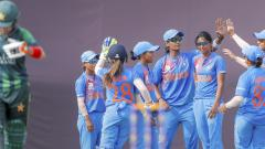 Women's Asia Cup: India outclass Pakistan to reach finals