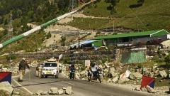 After PM Narendra Modi says no incursions, China claims Galwan valley