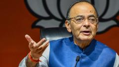 Arun Jaitley questions Rahul's silence on ED charge sheet in chopper scam
