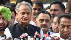 Hope Rahul will agree to our request to continue as Cong president: Ashok Gehlot