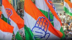 Congress workers put on brave face despite gloomy exit poll projections