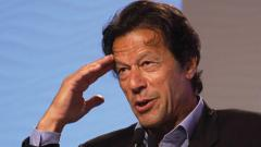 Imran tweets on Indian police again, Twitterati flay him