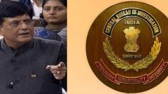 Nominal cut in budget allocation for CBI