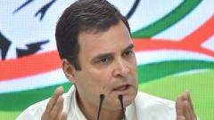 Rahul Gandhi questions Modi government: Has China occupied Indian land