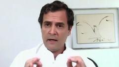 Rahul Gandhi: My statement on Maharashtra distorted