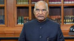 Remain non-violent when fighting for a cause, President tells countrymen on R-Day eve