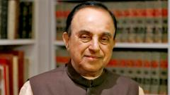 Swamy backs UP government on Vikas Dubey encounter