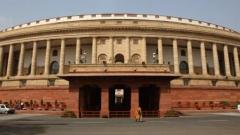 Trinamool protests against Centre in LS; House adjourns till 2