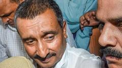 Unnao rape: Sengar convicted for murder of victim's father