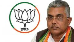Indian cow milk contains gold: Bengal BJP chief Dilip Ghosh