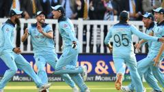 Relive the end moments of the England-New Zealand 2019 World Cup Final