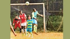 Avin Shetty scores as Naaz FC beat Akhil Bhusari Colony