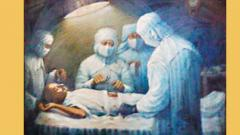 Gandhi was treated in Sassoon Hospital