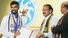 Goa student gets PM Research Fellowship