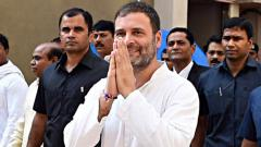 """""""Thieves have Modi surname"""" remarks: Rahul pleads not guilty"""