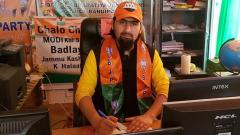 Jammu and Kashmir: BJP leader, family members killed by terrorists