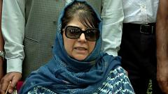 Scrapping Article 370 will be 'catastrophic', says Mehbooba