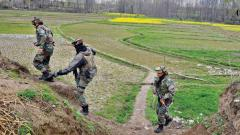 Pak Army again resorts to shelling across LoC