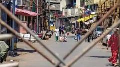 Coronavirus Pune: Strict lockdown for eight days in Wadgaon Budruk