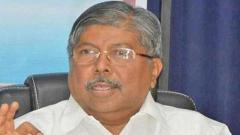 Chandrakant Patil welcomes SC's decision, says BJP will win floor test