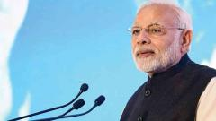 PM blames Cong for agrarian crisis in country