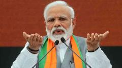 PM Modi to address 9 rallies over 4 days
