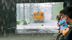Blame game over Mumbai's waterlogging even before monsoon arrives