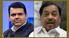 CM Fadnavis trying to avoid Narayan Rane?