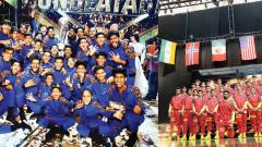 says Om Prakash Chauhan, co-founder of  Mumbai-based dance crew V Unbeatable after winning America's Got Talent: The Champions 2