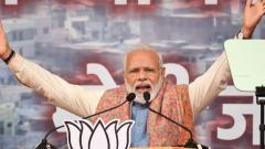 Modi tears into Gandhis, Mamata over CAA