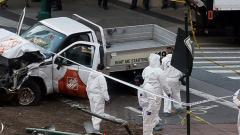 New York truck attack suspect faces 22 charges