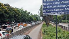 Some BRTS corridors now open for all vehicles
