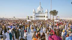 Passport-free entry to Kartarpur under consideration: Pak Min