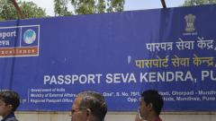 Pune lockdown: Regional Passport Office stops releasing appointments